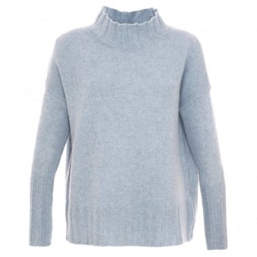 360 Cashmere Kora High Neck Sweater