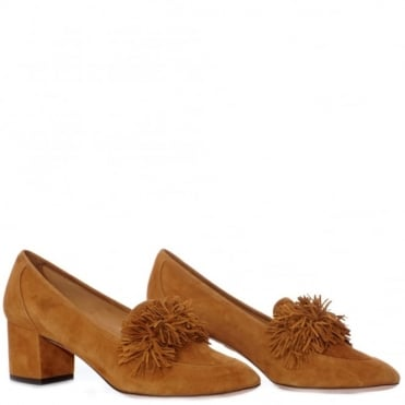 Aquazzura Wild Loafer Court Shoe