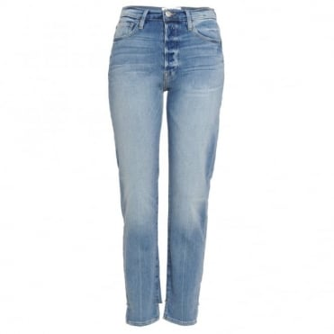 Frame Denim Le Original Raw Hem Jean