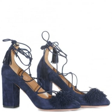 Aquazzura Wild Pump Court Shoe
