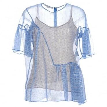 Stella McCartney Santi Star Top