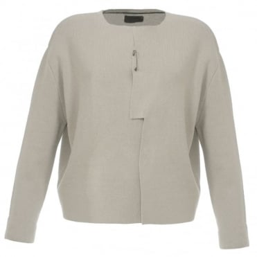 Oyuna Crop Cardigan Jacket
