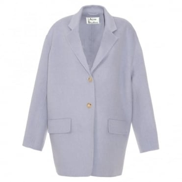 Acne Studios Lupi Wool Coat