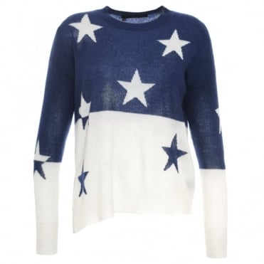 360 Cashmere Abi Star Sweater