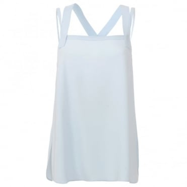 Helmut Lang Cross Back Top