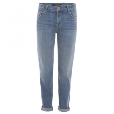 J Brand Johnny Boyfriend Jean