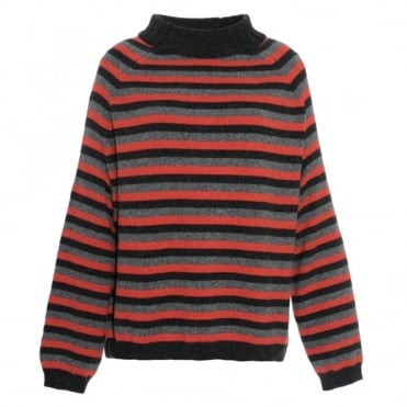Queene & Belle Denise Stripe Sweater