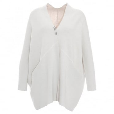 Oyuna Cream Reversable Jacket
