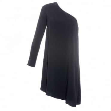 Theory Rosina Asymmetic Dress