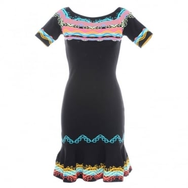 Peter Pilotto Short Sleeve Dress
