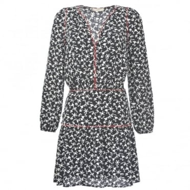 Ba&sh Catrina Print Dress