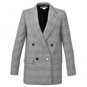 Stella McCartney Milly Check Blazer