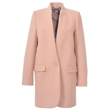 Stella McCartney Bryce Button Coat