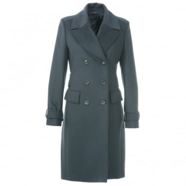Belstaff Delmere Double Breasted Coat