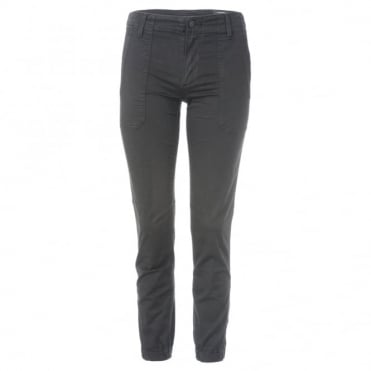 Vince Ankle Zip Utility Trousers