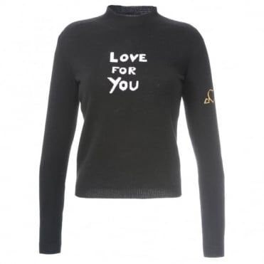 Bella Freud Love For You Sweater
