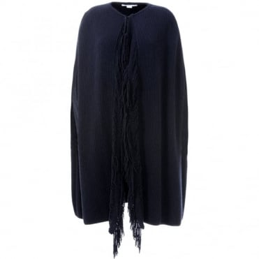 Stella McCartney Cashmere Cape