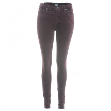 Citizens of Humanity Rocket Velvet Skinny Jean