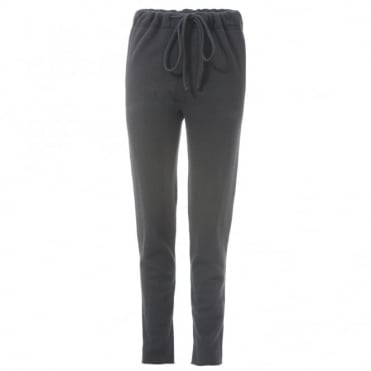 Fine Edge Black Utility Trouser