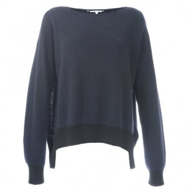Helmut Lang Side Strap Sweater