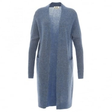 Acne Studios Raya Long Cardigan