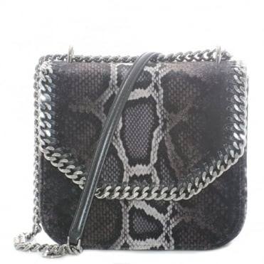 Stella McCartney Velvet Falabella Box Bag