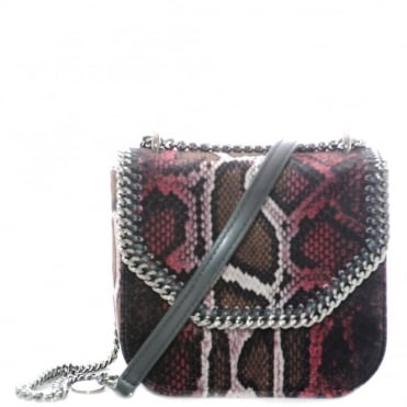 Stella McCartney Falabella Velvet Box Bag