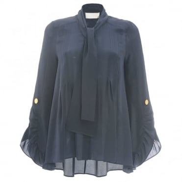 Peter Pilotto Tie Neck Blouse