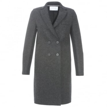 Harris Wharf London Double Breasted Coat