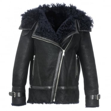 Belstaff Marsh Shearling Jacket