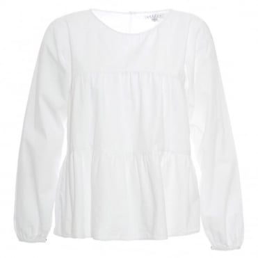 Velvet Blaine White Top