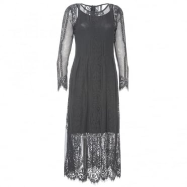 Charli Lori Lace Dress