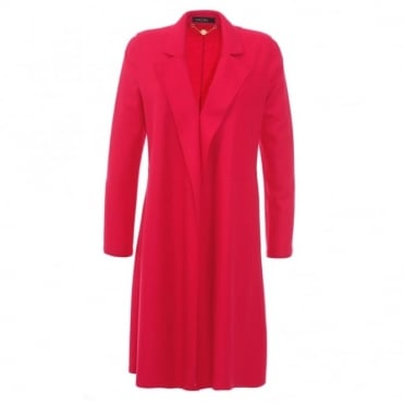 Marc Cain Collections Felt Wool Coat