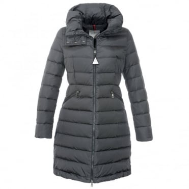Moncler Flammette Long Coat