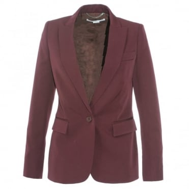 Stella McCartney Ingrid Button Blazer