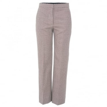 Stella McCartney Checked Tailored Trouser