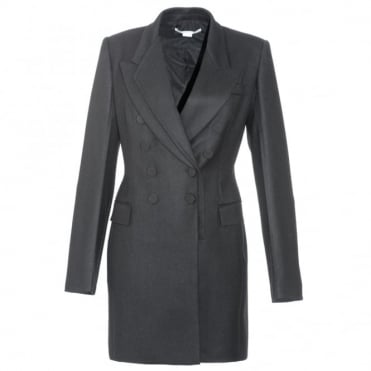 Stella McCartney Button Coat Dress