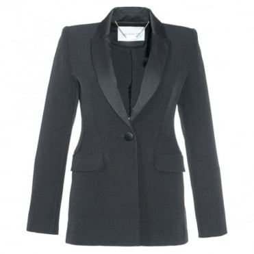 Camilla And Marc Ventura Button Blazer
