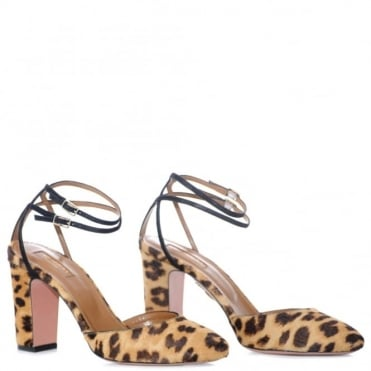 Aquazzura It's You Leopard Pump