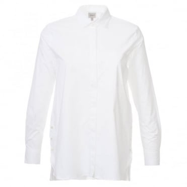 Charli Spencer White Shirt