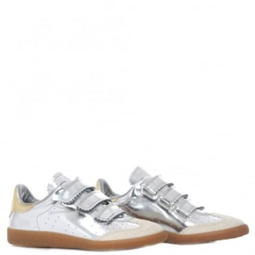 Isabel Marant Beth Metallic Trainer