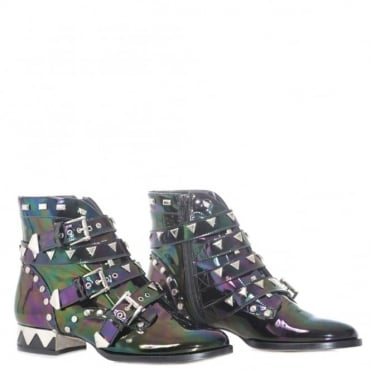 Sophia Webster Riko Biker Boot