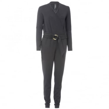 Marc Cain Collections Belted Jumpsuit