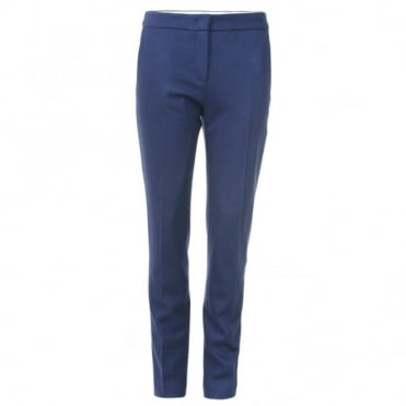 Marc Cain Collections Navy Tailored Trouser