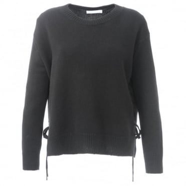 Vince Tie Side Sweater