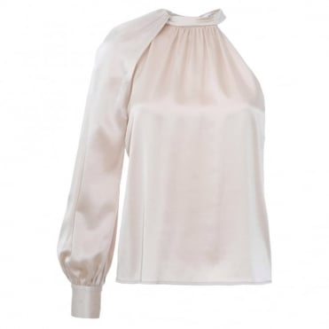 A.L.C Piper One Sleeve Top