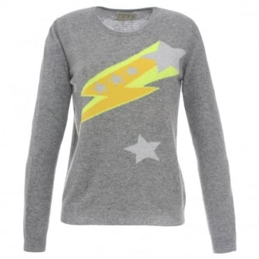 Jumper 1234 Shooting Star Sweater