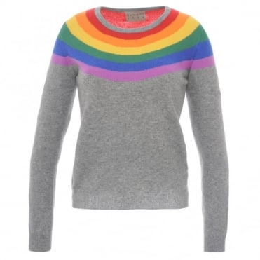 Jumper 1234 Rainbow Cashmere Sweater