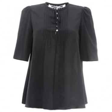 McQ Alexander McQueen Jewel Button Top