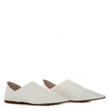 Acne Studios Aminatha Leather Shoes